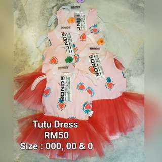 BNWT Tutu Dress Bonds