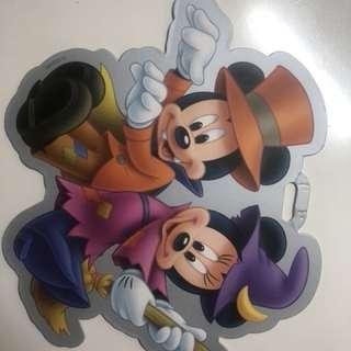 迪士尼樂園 包場牌