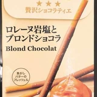 日本零食 pocky
