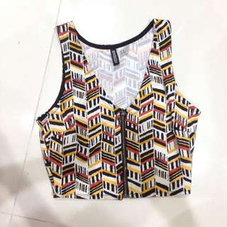 Tribal CropTop by H&M