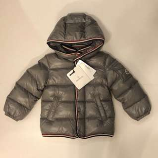 (Yr 2) Moncler down jacket