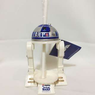 R2D2 pepsi can holder