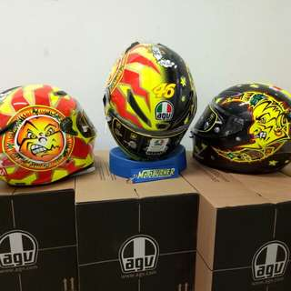 Agv Pista GPR Rossi 20 years
