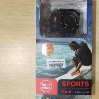 🚚 [九成新]運動防水攝影機