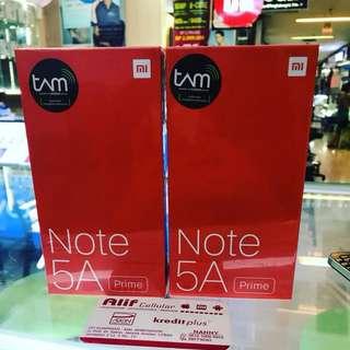 Xiomi redminote 5A prime kredit AEON / Awan Tunai