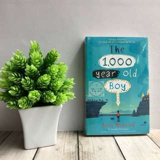 [Paperback] The 1000 year old Boy - Ross Welford