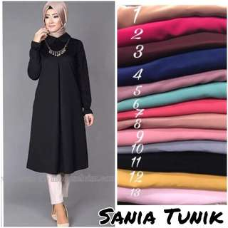 SANIA LONG DRESS
