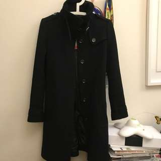 Burberry BRIT Wool trench coat