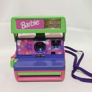 barbie polaroid camera