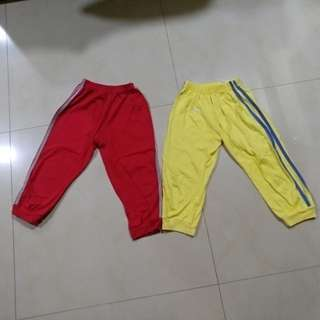 Cotton Pyjamas Pants (3 to 5 yrs)