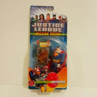 2003 ,Justice League Mission Vision Superman figure