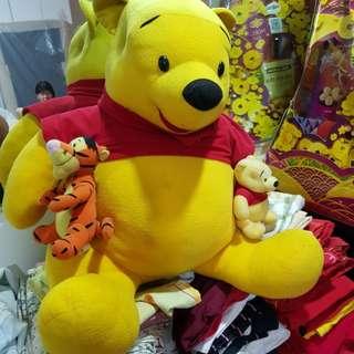 Giant Winnie the Pooh - 60cm Plush Toy