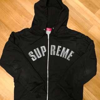 Supreme arc logo hoodie M size