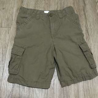 Healhtex Cargo Shorts Light Brown