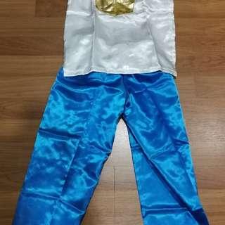 Boy Kung Fu Costume