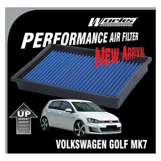 Air Filter-MK 7 GIT 2.0