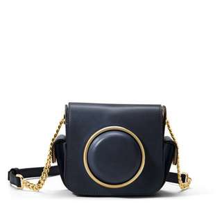 MICHAEL Michael Kors Navy Admiral Scout Camera Bag MK 袋
