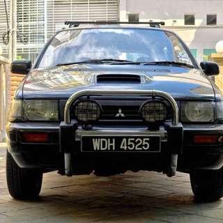 Mitsubishi RvR 4wd Turbo