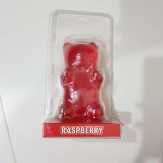 SOAP ( rasberry scented )