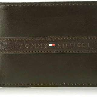 Tommy Hilfiger RFID Blocking 銀包