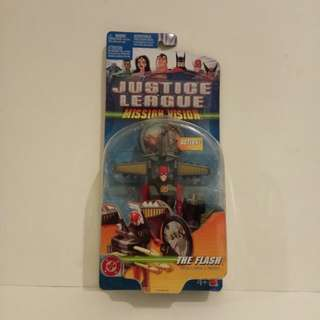 2003,Justice League Mission Vision The Flash Figure