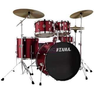Tama Rhythm Mate Drum Set(Just Bought)