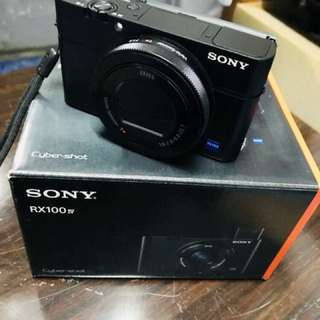 Sony DSC-RX100 (Mark IV) Cyber-shot Camera