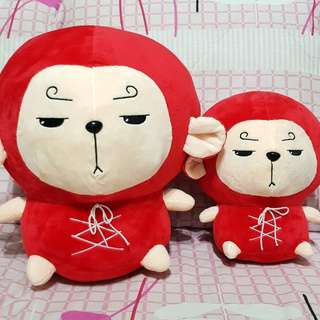 [BN-INSTOCK] 30CM Hwayugi A Korean Odyssey Lee Seung Gi SonYukGong Monkey Plush