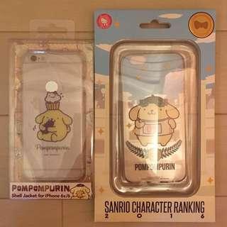 Sanrio Pom Pom Purin iPhone case 布甸狗