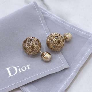 Dior earrings