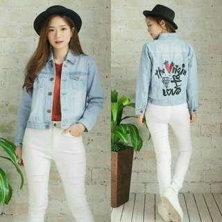 B12 -  Jacket Jeans