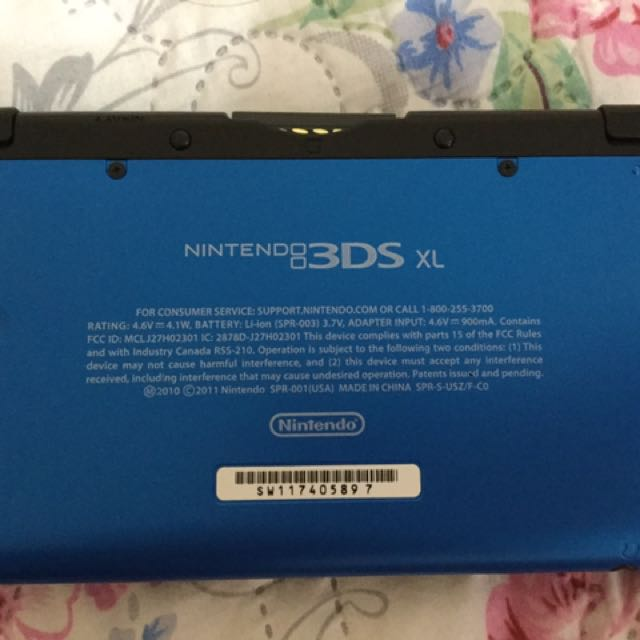 3Ds xl great condition 10/10