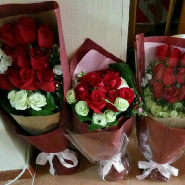 😘💐  鮮花花束 $390  Fresh Flower Bouquet