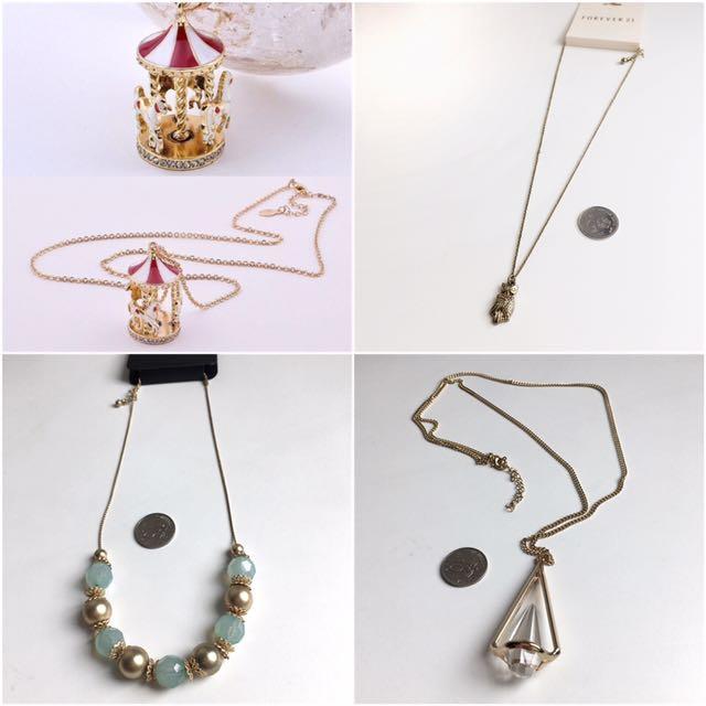 🆕 Necklaces