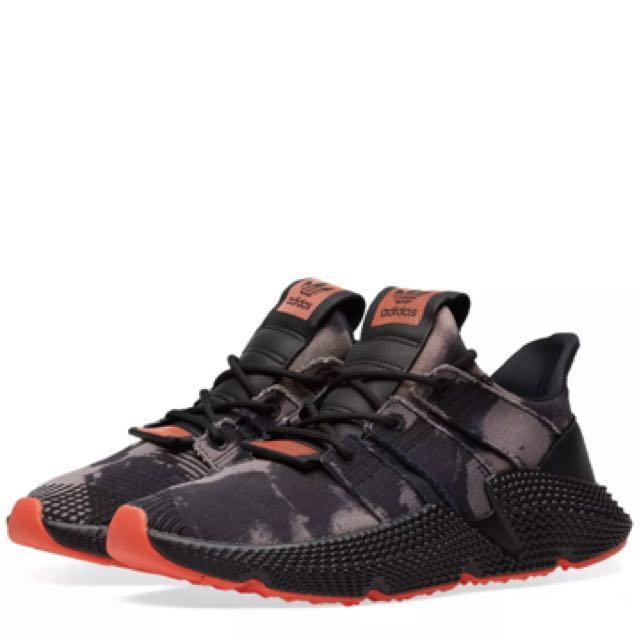 d05510ffe8fb6 Adidas Consortium Prophere Black Orange, Men's Fashion, Footwear, Sneakers  on Carousell