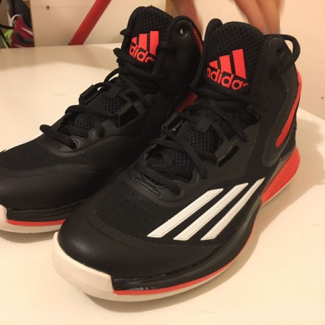 Adidas men's basketball shoes