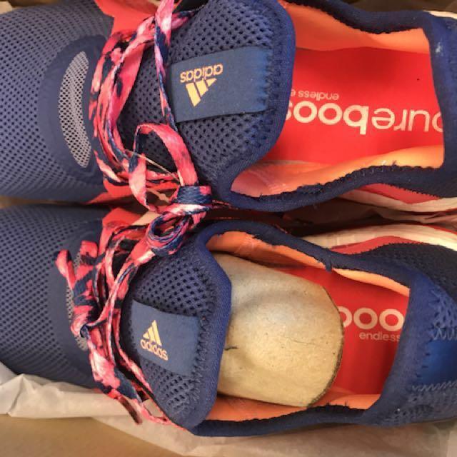 650bd09f382b6 Adidas Performance Pureboost X AQ6680 Running Shoe