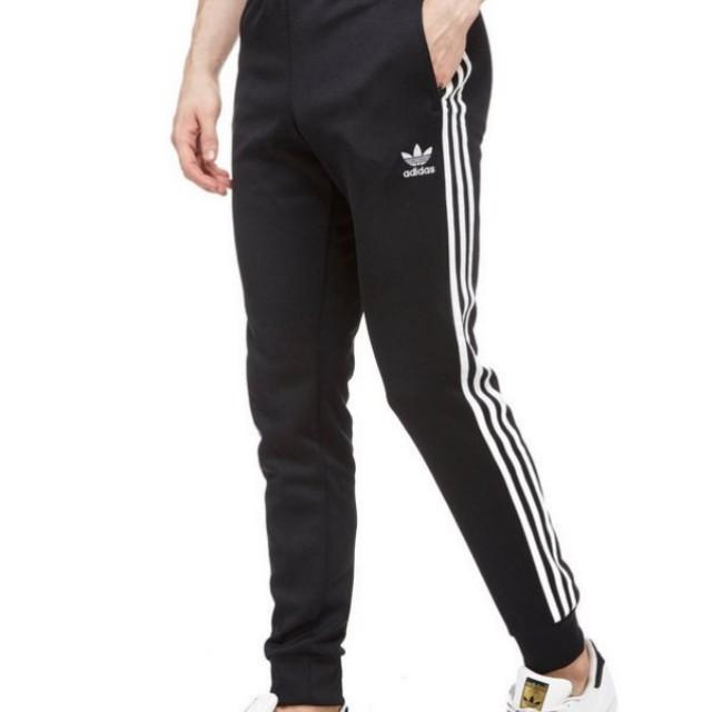 Adidas superstar track pants, Men's