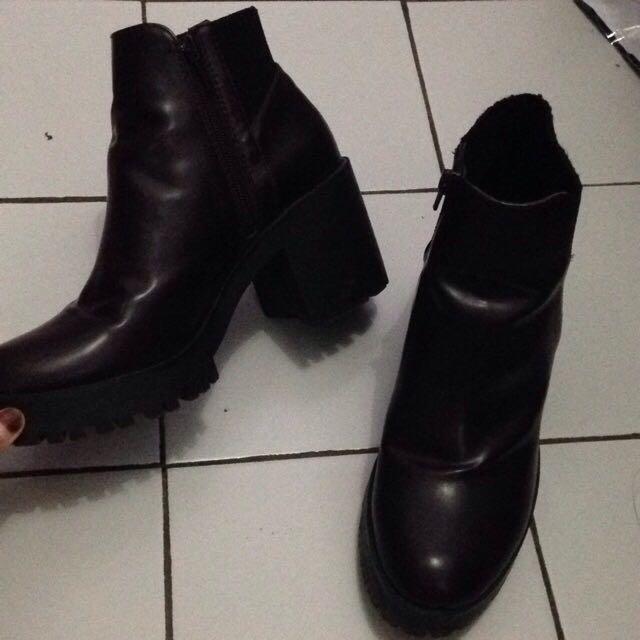 Ankle Boots Zara Ori!