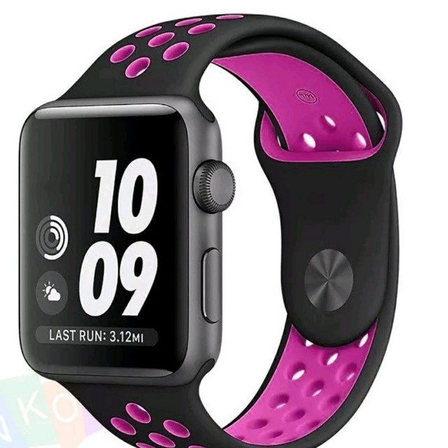 Apple watch band 42mm Nike sports band only