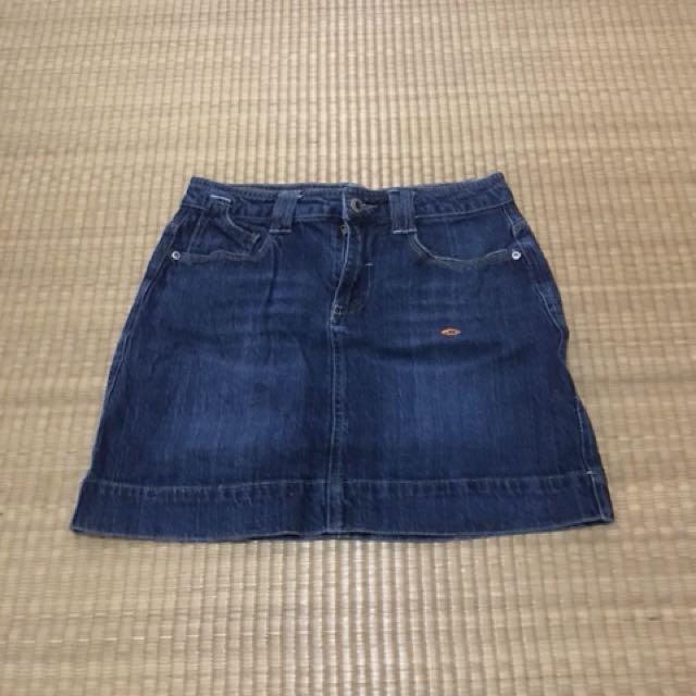 Arizona Denim Skirt