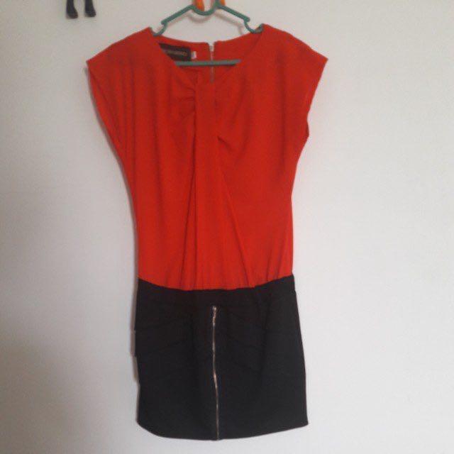 Audrey Red dress