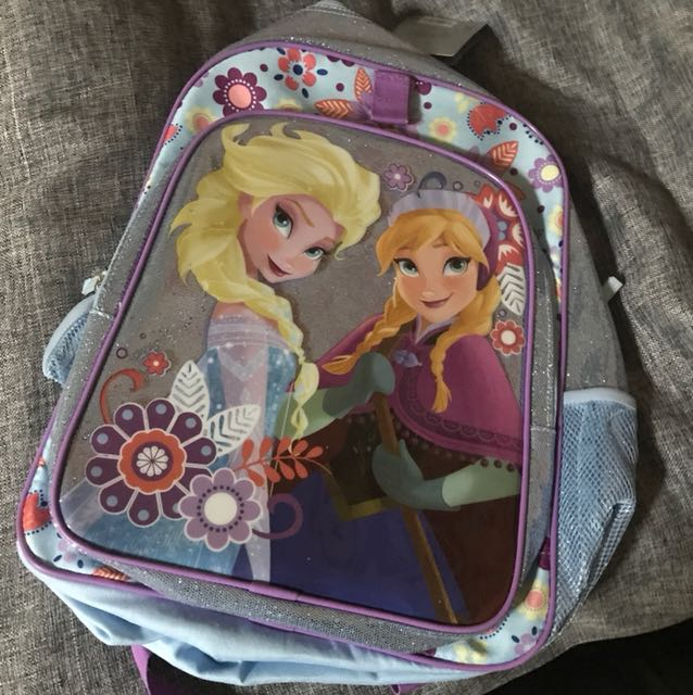 Authentic disney backpack