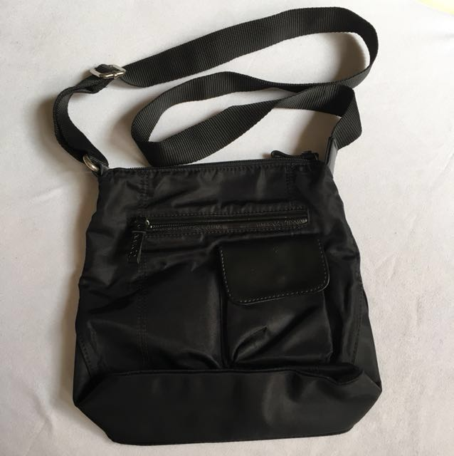 authentic nine&co. by ninewest body bag
