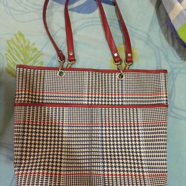 Authentic Ralph Lauren Tote Bag