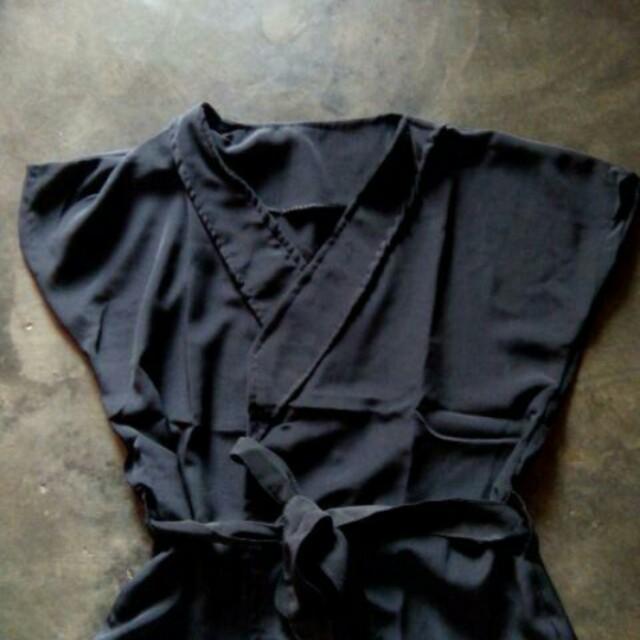 Baru beli atasan kimono