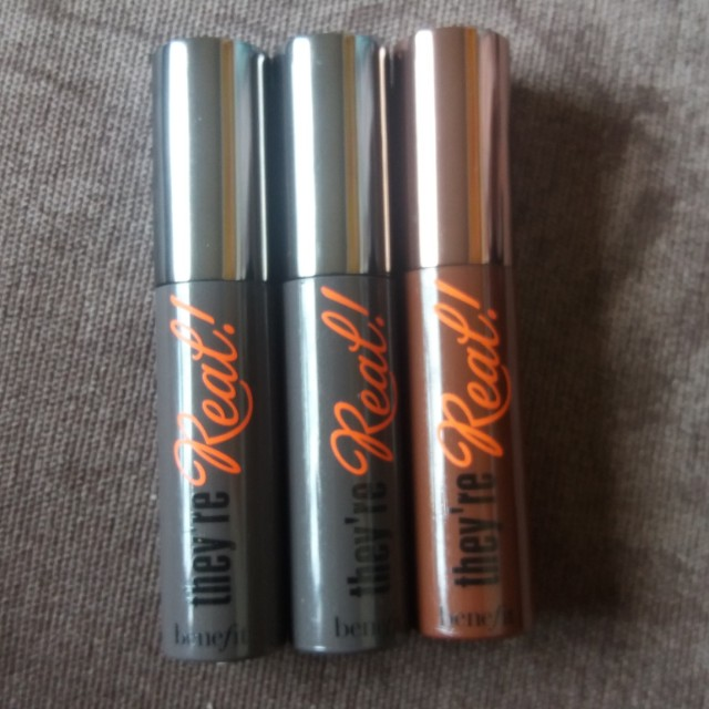 Benefit They're Real Mascara Deluxe