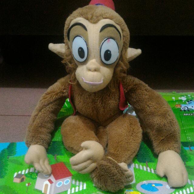 Boneka Monyet ALADDIN( By Disney)