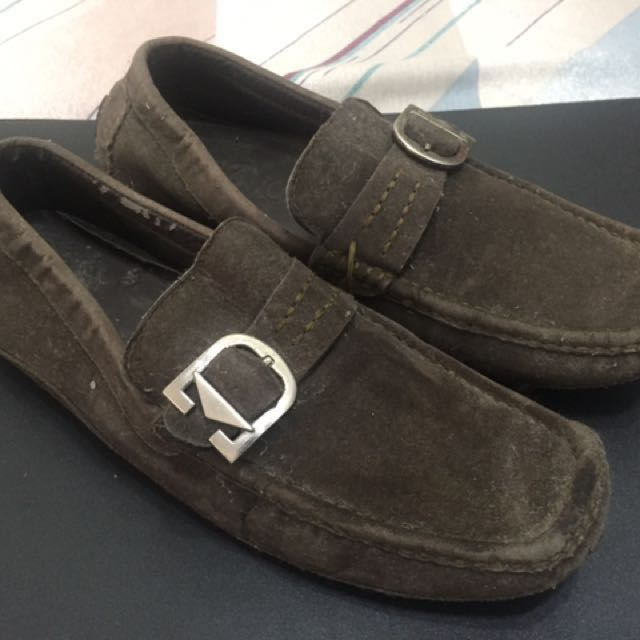 Brown Loafers Size 7.5/8