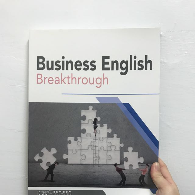 Business English Toeic350-550